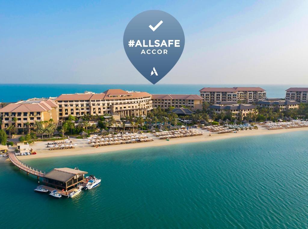 Sofitel The Palm - Voordeelpakket Winterzon Vakantie Wereld Expo Dubai | Neptune Reizen - Reisbureau Izegem